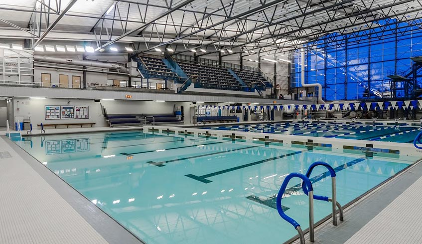 Sports facilities tourism london for Swimming pools in london ontario