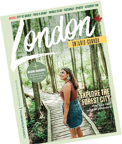 Cover of London Visitor Guide