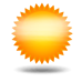 Friday Weather Icon