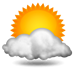 Saturday Weather Icon