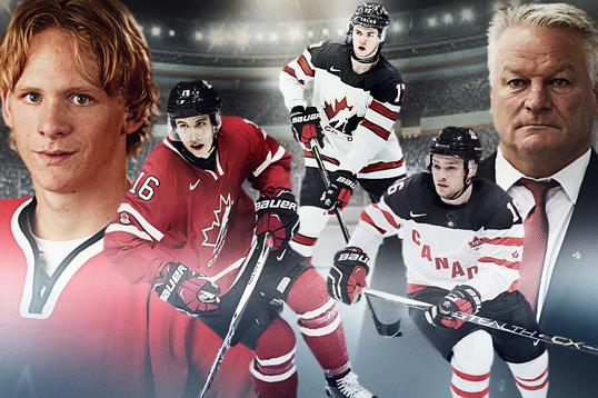 London's Impact at the IIHF World Junior Championships