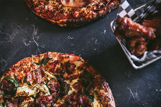 Top Spots for Pizza in London, Ontario