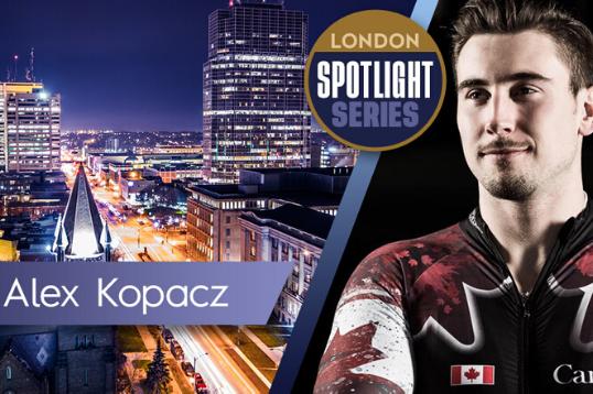 London Spotlight Series: Alex Kopacz