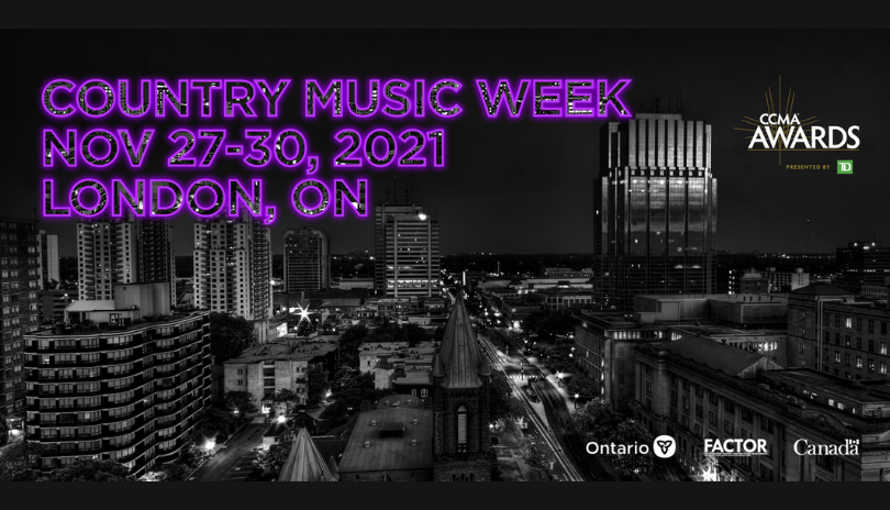 Country Music Week 2021 And CCMA Awards Moved To End Of November