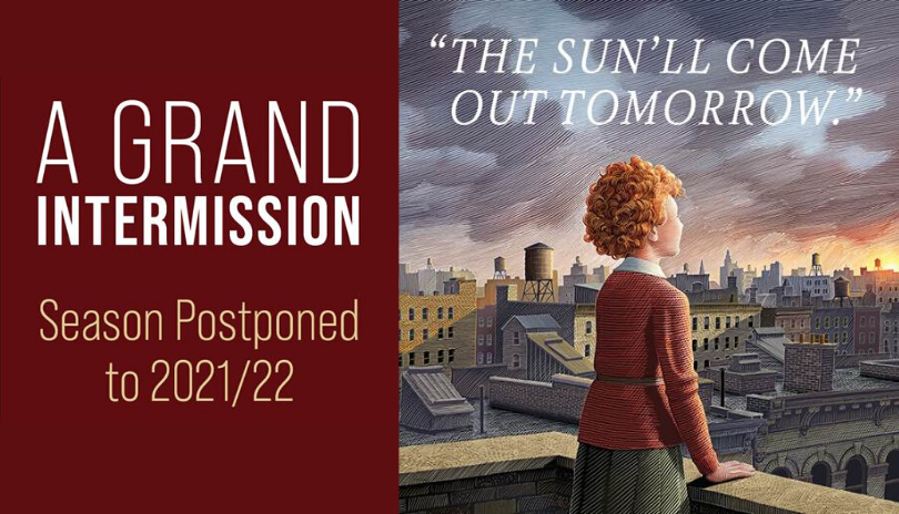 Grand Theatre Announces Postponement of 2020/21 Season