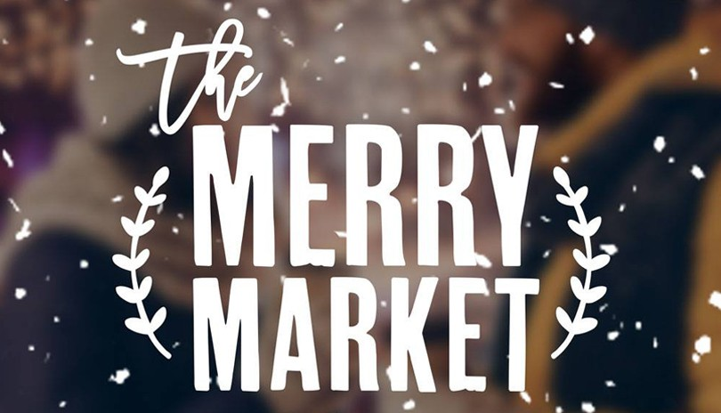 Merry Market Experience at 100 Kellogg
