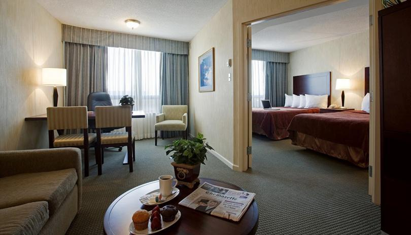 Stay A Little Longer 2021 with Quality Suites London