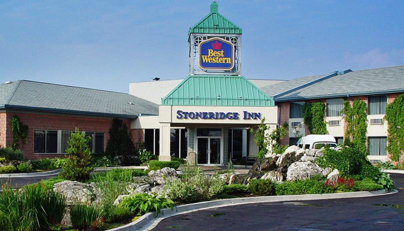 Stay a Little Longer at Best Western Plus Stoneridge Inn & Conference Centre