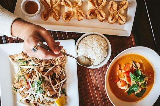 Tastes from Around the World in London, Ontario
