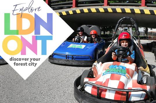 Family Friendly Fun in London, Ontario