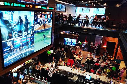 Sports Bars in London that you need to check out