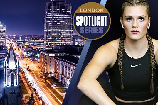 London Spotlight Series: Alysha Newman