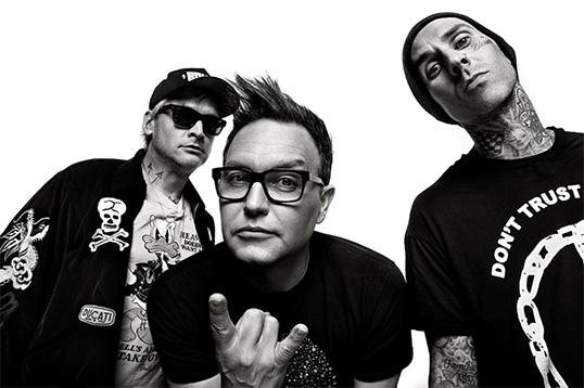 No small thing — Blink 182 set to Rock the Park this summer