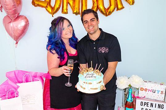 Chick Boss Cake enjoying sweet success in London