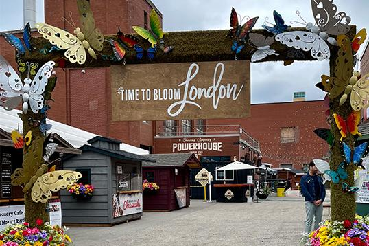 Discover London, Ontario with Diana's Healthy Living
