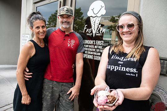 Fro'Zen to offer tasty treats with a vegan twist