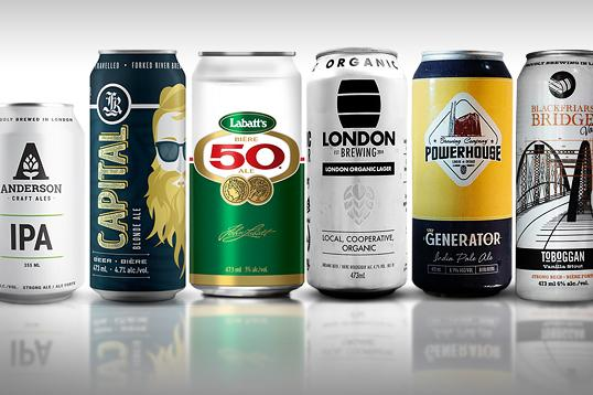 London's Booming Beer Sector