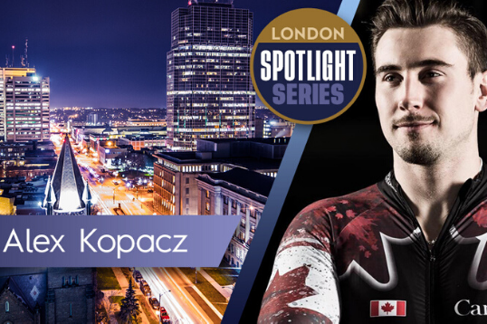 London Spotlight Series: Alex Kopacz