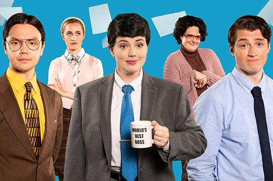 The Office! A Musical Parody headed to LMH