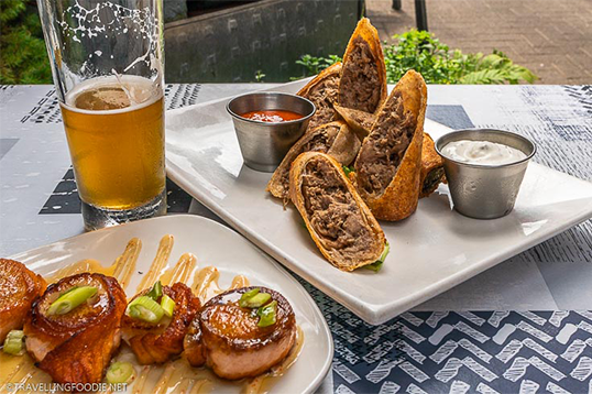 The Ultimate Travelling Foodie Crawl in Downtown London, Ontario