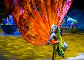 Cirque du Soleil impresses with TORUK- The First Flight