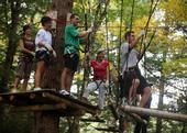 A thrilling treetop adventure awaits in London, Ontario