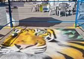 Chalk Art Street Festival to Decorate London