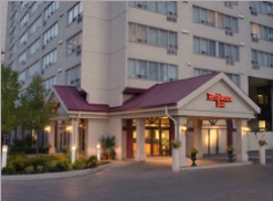 Business is booming at the Residence Inn London Downtown