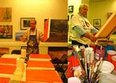 Team Building Experience - from a blank canvas to a work of art!