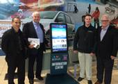 New Information Kiosk Presented by Tourism London & Western Fair District