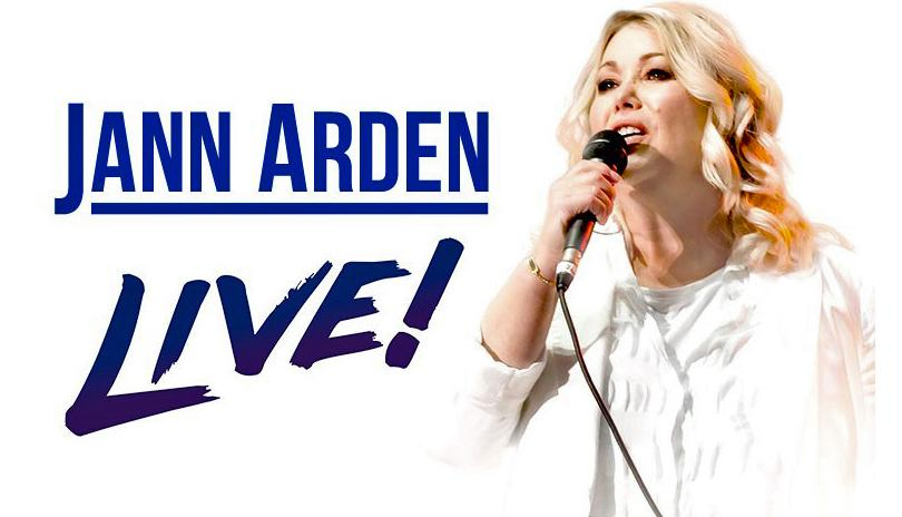 JANN ARDEN LIVE CROSS-CANADA TOUR