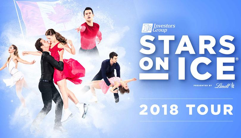 2018 Stars On Ice Tour Will Bring Olympic Medal Performances and Atmosphere