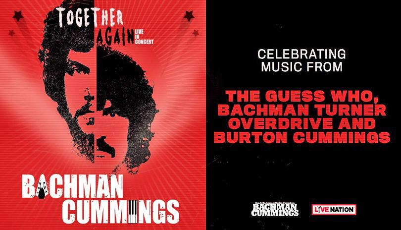 Bachman Cummings Cross-Canada Tour