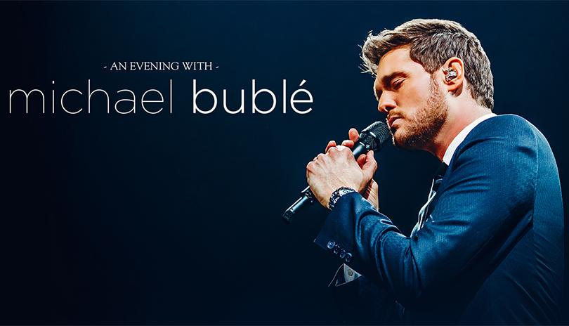 Michael Bublé Don't Believe the Rumors Tour