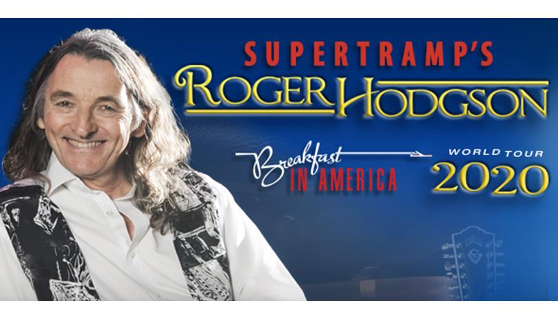 Supertramp's Roger Hodgson at Budweiser Gardens