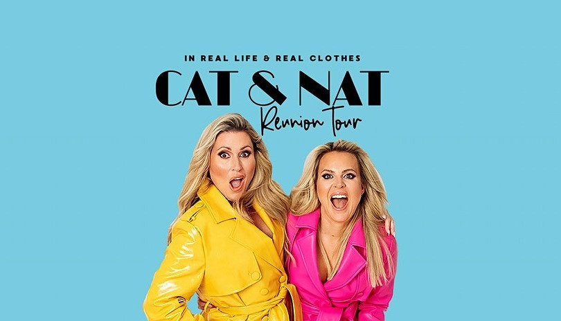 Cat & Nat - In Real Life & Real Clothes