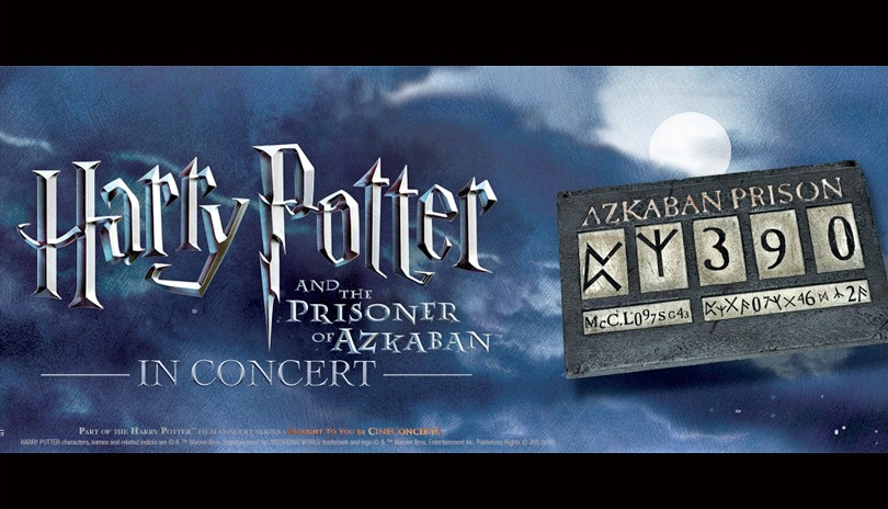 Broadway in London: Harry Potter and the Prisoner of Azkaban in Concert