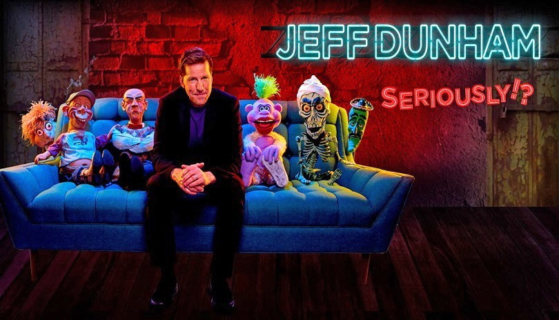 Jeff Dunham: Seriously