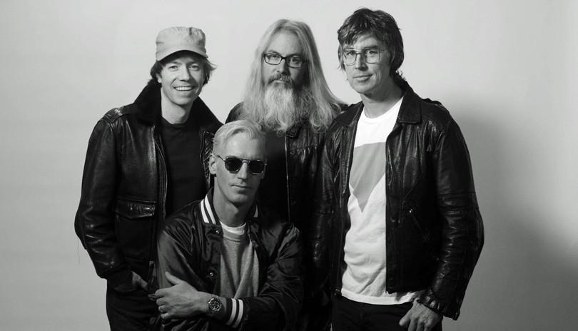 Sloan - The Navy Blues Tour