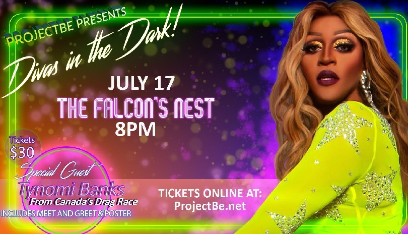 Divas In The Dark with Tynomi Banks