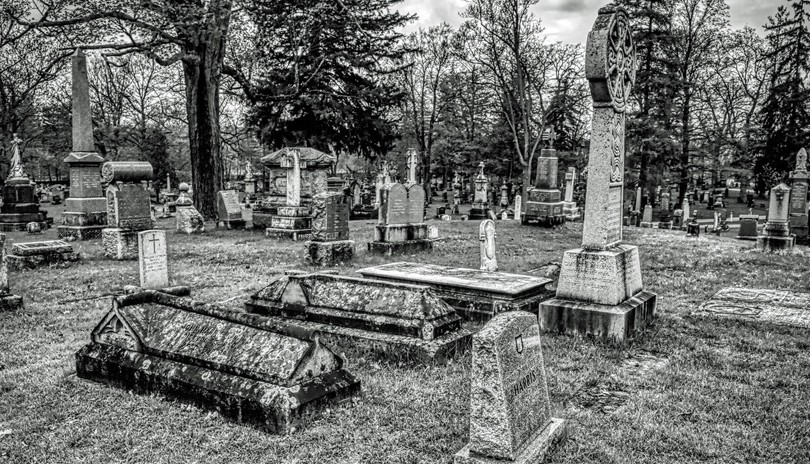 Woodland Cemetery Tour by Eldon House - Oct. 25