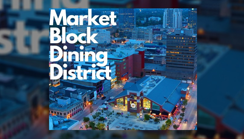 Market Block Dining District - August 13
