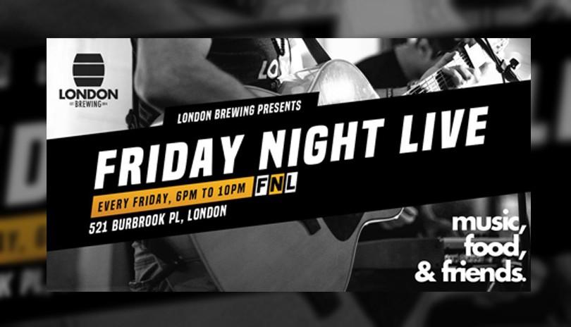 Friday Night Live! - October 18
