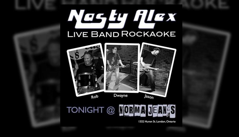 Live Band Rockaoke - November 14