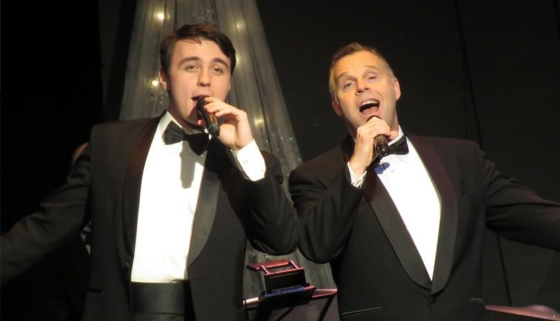 An Intimate Crooner Christmas - Dec 5, 2020