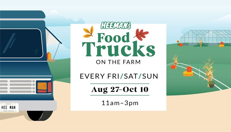 Food Trucks on the Farm 2021