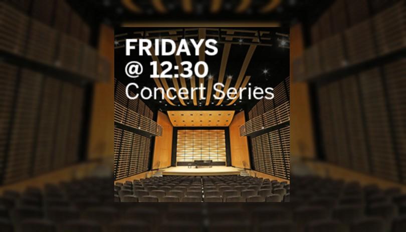 Livestream: Fridays at 12:30 - Christine Tithecott