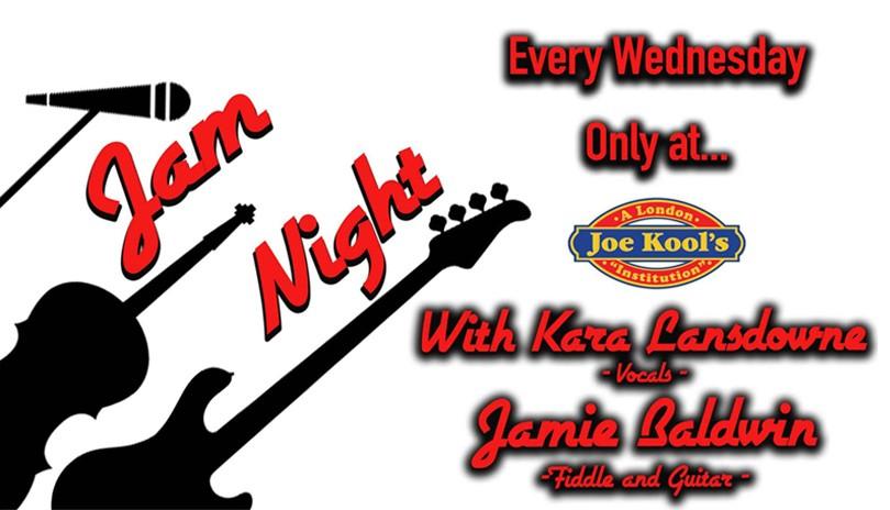JAM Night at Kools! - February 20