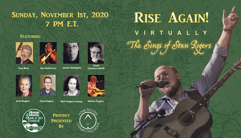 Rise Again Virtually! The Songs of Stan Rogers
