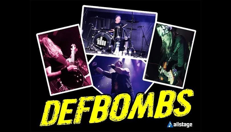 THE DEFBOMBS
